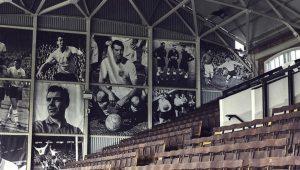 สนามฟุตบอลในอดีต