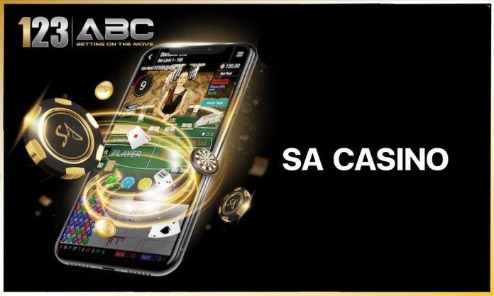 SA Casino SA Casino คาสิโนออนไลน์