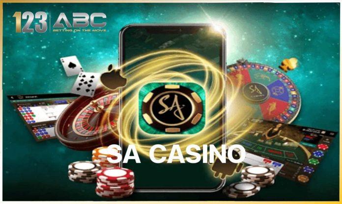 SA Casino SA Casino SA Casino คาสิโนออนไลน์