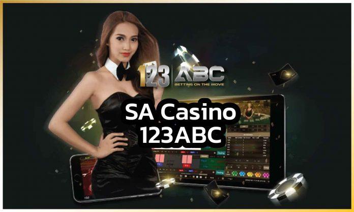 SA Casino ค่ายเกมสล็อต wm casino